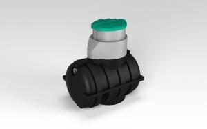 Подземная емкость U-1250 литров