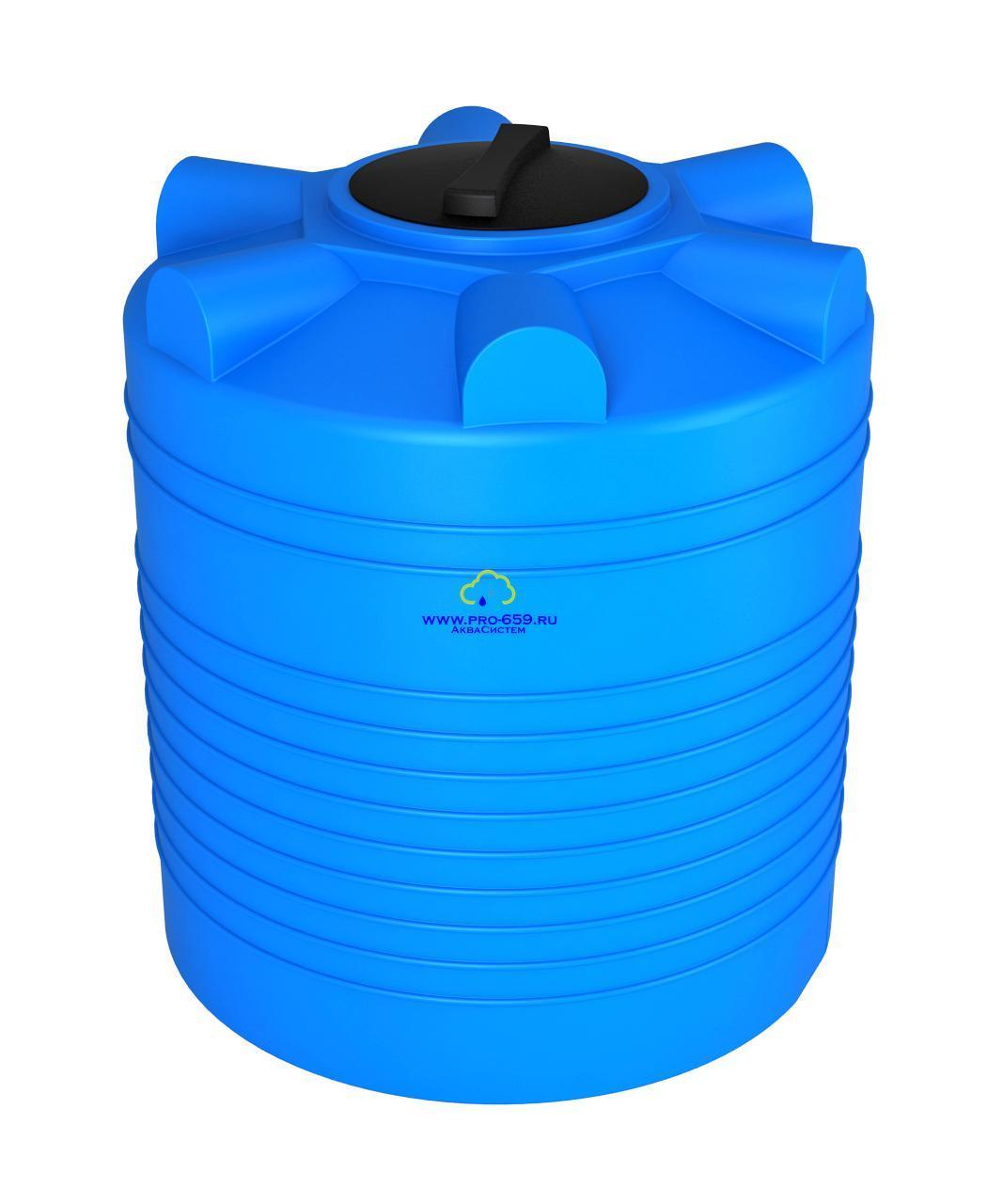 Емкость ЭВЛ-500 литров