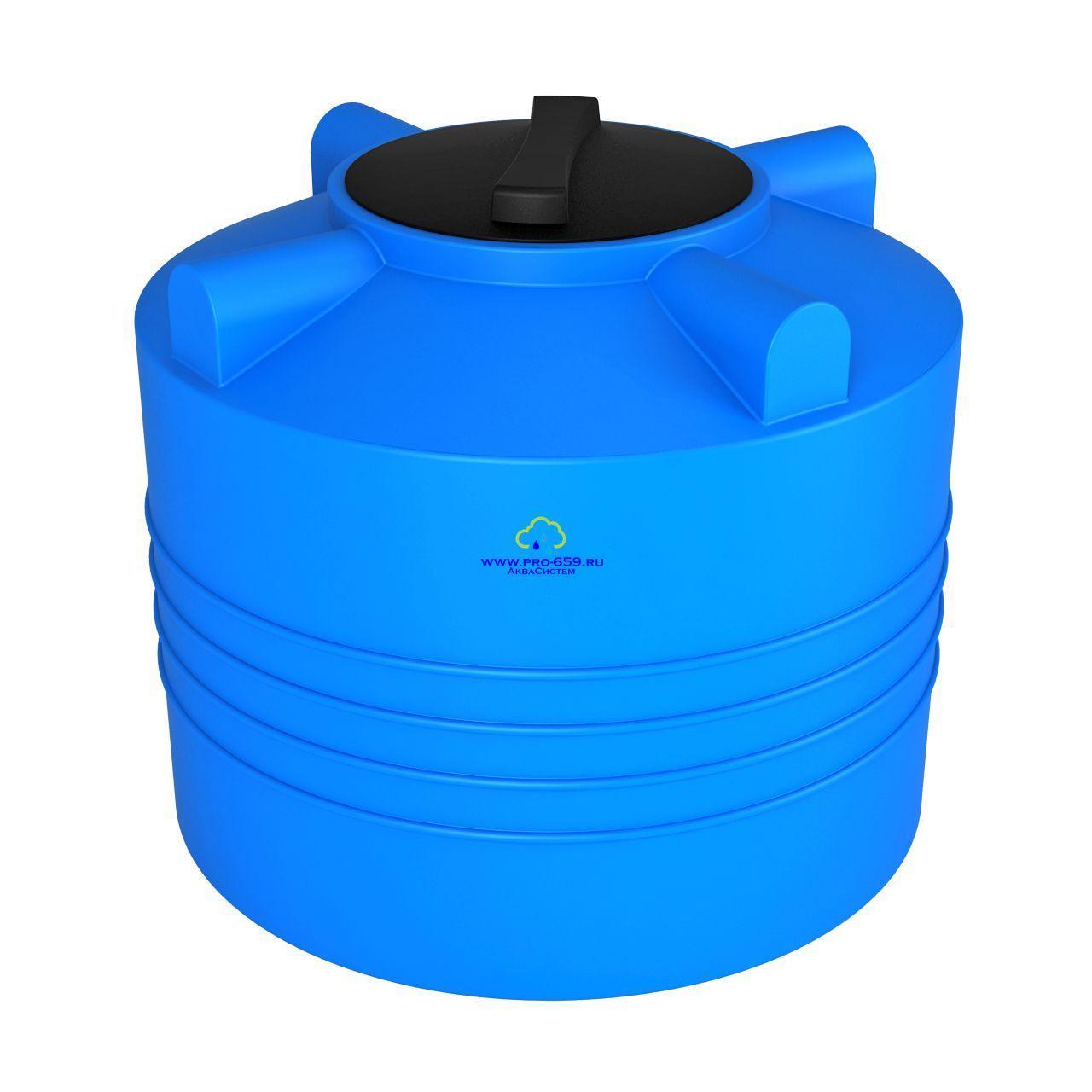 Емкость ЭВЛ-200 литров