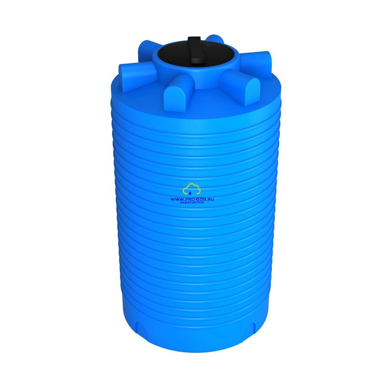 Емкость ЭВЛ-Т 500 литров