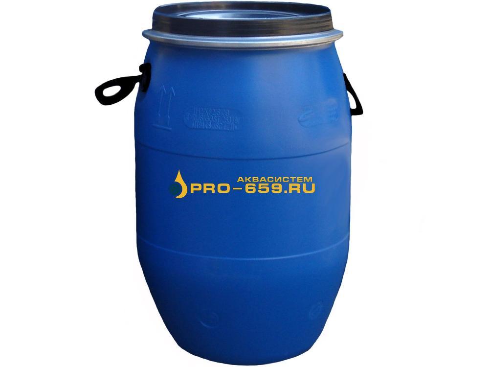 Бочка 65 литров из полиэтилена