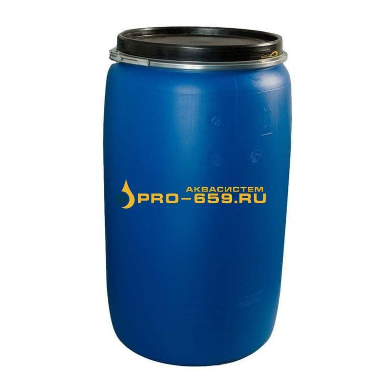 Бочка 227 литров из полиэтилена